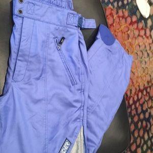 Spyder men's large ski pants.